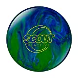 Columbia 300 Scout Bowling Ball, Blue/Green