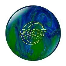 Columbia 300 Scout Bowling Ball, Blue/Green
