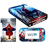 Vanknight Vinyl Decal Skin Sticker for Wii U Console and Controller