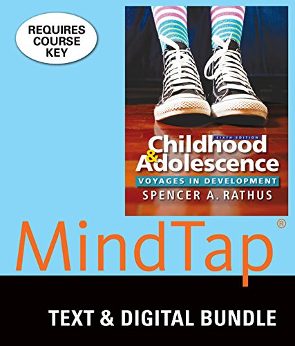 (Bundle: Childhood and Adolescence: Voyages in Development, Loose-leaf Version, 6th + MindTap Psychology, 1 term (6 months) Printed Access Card)