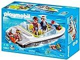 Playmobil 4862 Speed Boat, Baby & Kids Zone