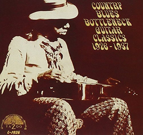 Country Blues Bottleneck Guitar Classics 1926-1937 by Country Blues Bottleneck Gu (1991-09-30) Classic Swan Neck