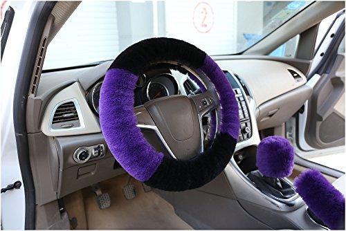 purple and black car accessories - 9