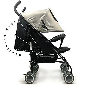 Evezo Lightweight Baby Stroller Travis