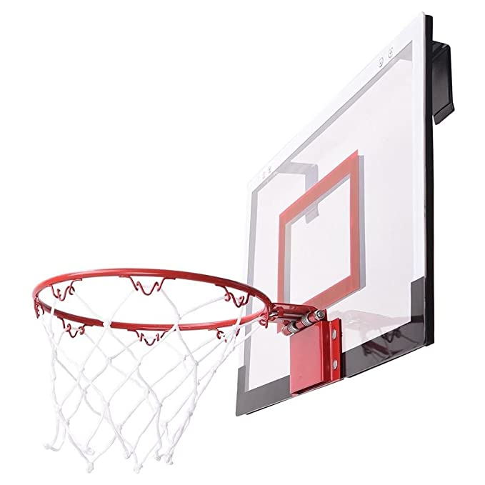 Mini Basketball Hoop System Indoor Outdoor Home Office Wall Basketball Net  Goal Suitable For Home, ...