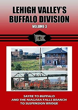 Amazon Com Lehigh Valley Buffalo Division Volume 3 Dvd 2011