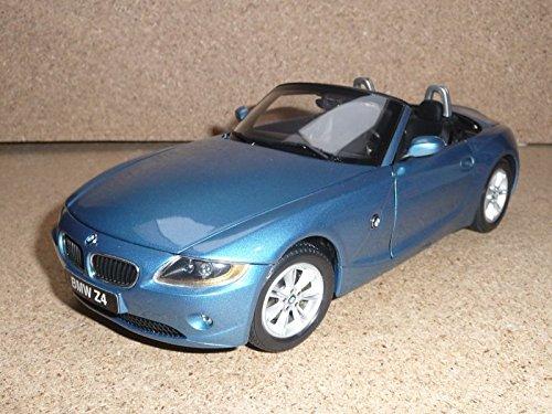 1/18 BMW Z4(ブルー) 「京商ダイキャストカーシリーズ」 08581BL