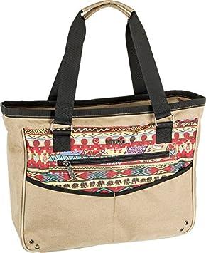 Nitro Femme Carry All Bag Sac à main, Femme, Handtasche Carry All Bag, smoke