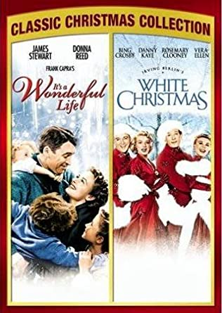 its a wonderful life white christmas classic christmas collection - When Is White Christmas On Tv