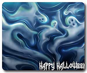 Holidays Halloween Mousepad,Rectangle Mouse Pad