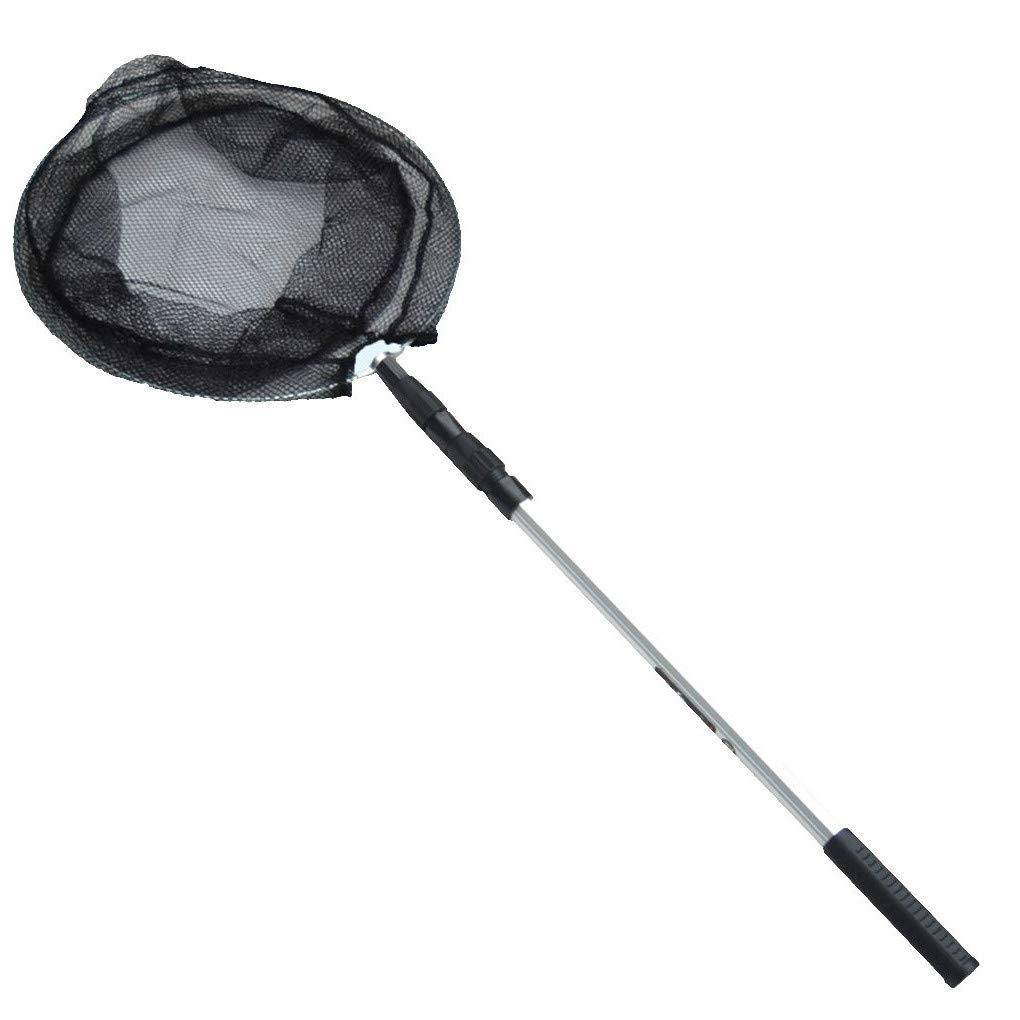 Ben-gi Extendable Aluminium Alloy Fishing Net Foldable Head Collapsible Telescopic Pole Handle Brail