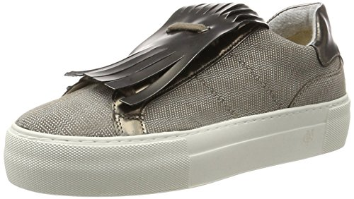 Braun Brown Femme Basses Marc 70714193501310 Combi Sneaker O'Polo wWPqp1pX7