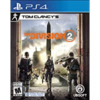 Tom Clancy's The Division 2 for PlayStation 4 by Ubisoft