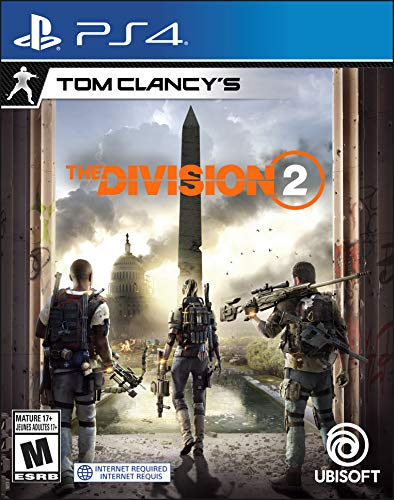 Tom Clancy's The Division 2 Standard Edition PlayStation 4