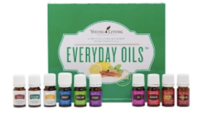 Young Living Everyday colección de aceites - Aceites 10/5 ml ...