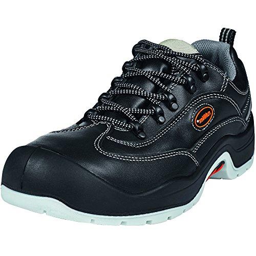 ruNNex zapatos de seguridad S3botas de trabajo con Bgr 191plus, 52Negro), 5300
