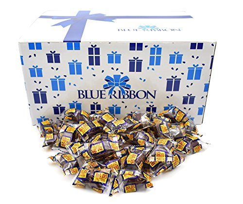 8 Pound - Dad's Root Beer Barrels, Individually Wrapped, in Bulk by Blue Ribbon -