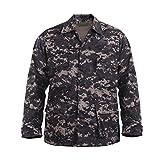 Rothco Bdu Shirt, Subdued Urban Digital Camo, 2X