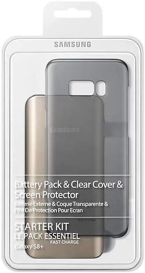 Samsung EB-WG95EBBEGWW , Starter Kit para Galaxy S8 Plus: Amazon ...