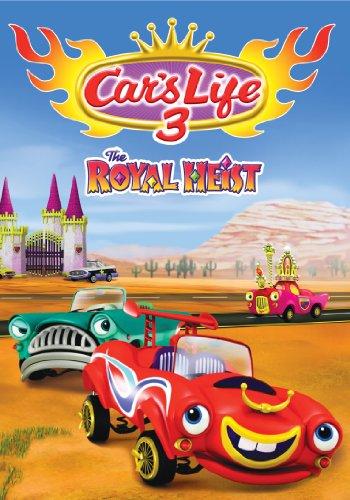 UPC 741952742494, Cars Life 3 - The Royal Heist