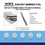 BISupply Radiant Barrier Foil - 1000 Sq. Ft