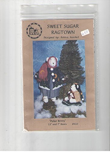 Sweet Sugar Ragtown Polar Brrrs Stuffed Winter 13