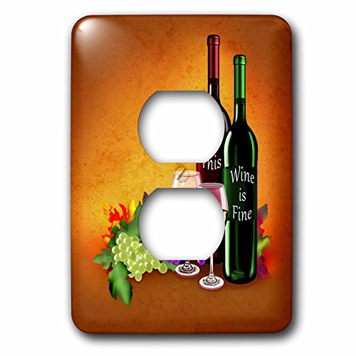 grapes light switch cover - 2