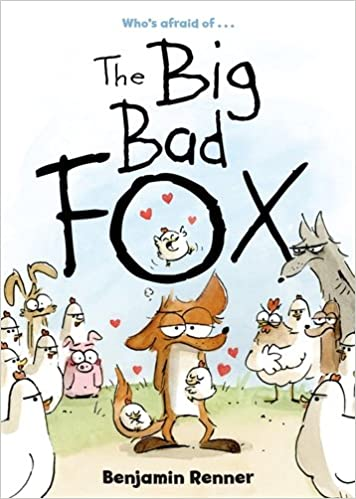 Image result for Big Bad Fox