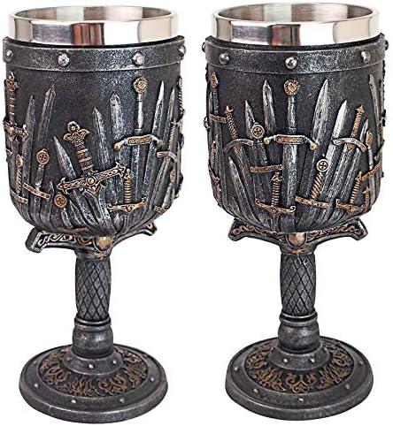Sword of the King Tankard Medieval Nemesis Gothic Got Decor Beer Wine Mug Gift
