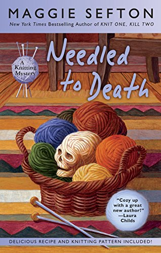 Needled to Death (A Knitting Mystery Book 2) cover