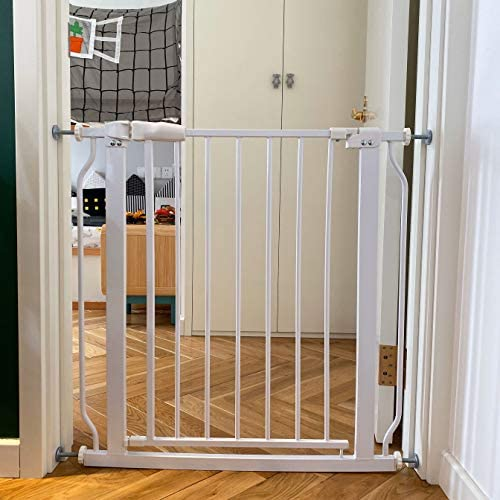 BalanceFrom Easy Walk-Thru Safety Gate f