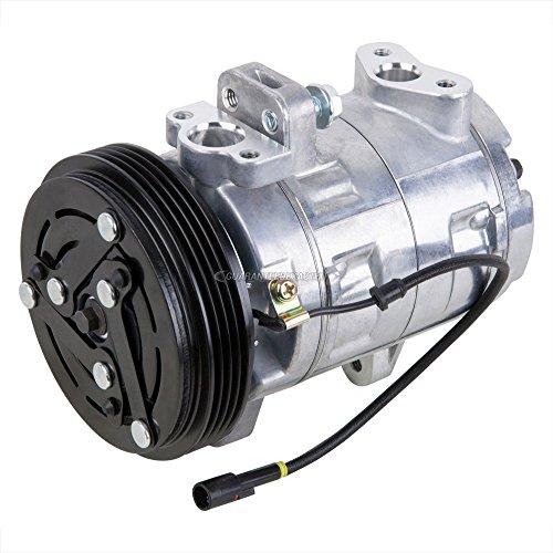 (AC Compressor & A/C Clutch For Suzuki Esteem Vitara Grand Vitara - BuyAutoParts 60-00820NA)