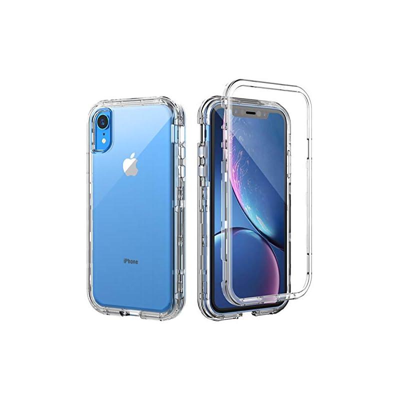 SKYLMW iPhone XR Case,Shockproof Three L