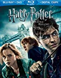 Harry Potter And The Deathly Hallows: Part 1 (Bilingual) [Blu-ray + DVD]