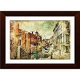 Venice framed painting