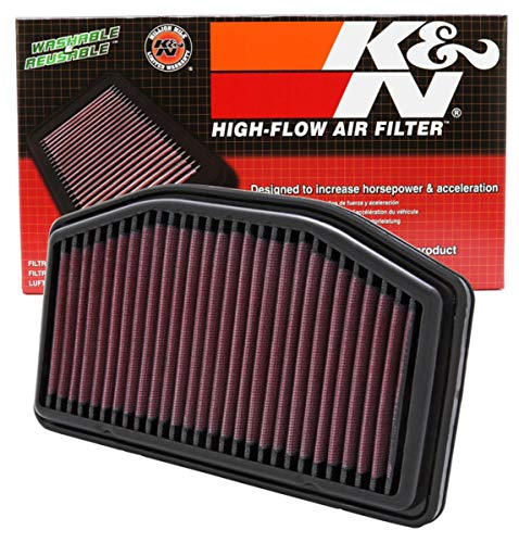 Yamaha R1 2009-12 K&N High Performance OEM Replacement Air Filter
