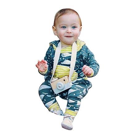 Qiusa Para niños de 0 a 2 años de Edad, Establece Ropa, recién ...
