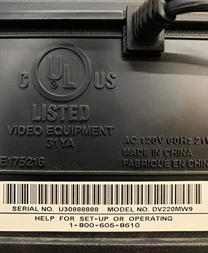 Magnavox DV220MW9 DVD Player/Tun...