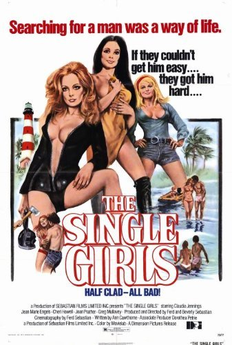 Single Girls Poster Movie 1973