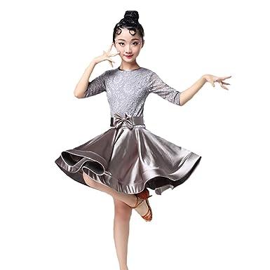 Uioy Traje de baile - Disfraz de baile latino Juego de ...