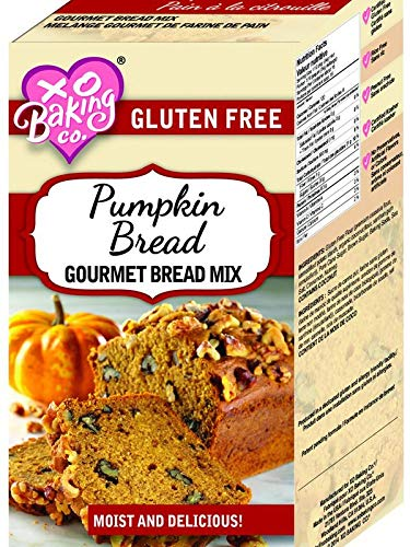 XO Baking Gourmet Pumpkin Bread Mix