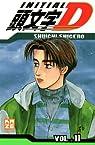 Initial D, tome 11 par Shigeno