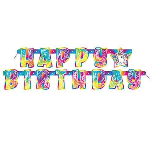 5.5ft Rainbow Majesty by Lisa Frank Birthday