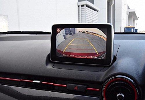 Kabel zum Anschluss einer R/ückblickkamera in Mazda 3 Sedan CX-3 CX-5 CX-9 MX-5 mit Monitor MZD Connect