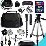 FUJI Camera Ultimate ACCESSORIES Kit for Fuji FINEPIX S9900W S9800 S9400W S9200 S8600 S8500 S8400W S8300 S8200 S6900 S6800 S6700 S4800 S4700 S4600 S4500 S4400 S4300 S2950 XP80 XP70 XT10 XT1 XA2 XA1 X100T X100S X100 XQ2 XQ1 XE2 XE1 XPro1 X30 X20 X10 XM1 XF1 XS1 HS50EXR SL1000 HS35EXR XP70 F800EXR SL300 SL240 F770EXR F600EXR F750EXR HS30EX F600 HS20EXR F500EXR F5500EXR Cameras Includes: 32GB High Sp