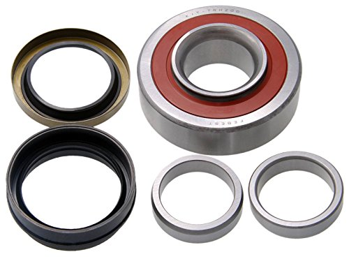 Ball Axle Bearing (FEBEST KIT-TRH200 Rear Axle Shaft Ball Bearing)