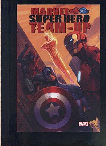 Marvel Super Hero Team Up TPB Spider-Man Iron Man Captain America Human Torch