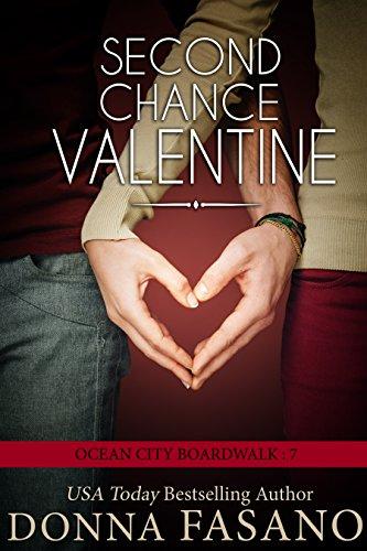 Second Chance Valentine (Ocean City Boardwalk Series, Book 7)