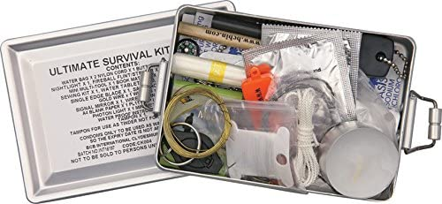 BCB Adventure Ultimate Survival Kit (US) by BCB ADVENTURE