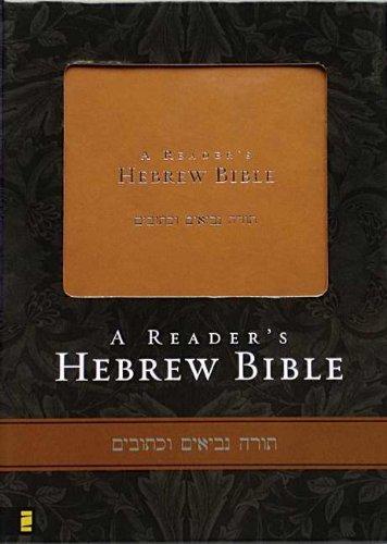 Readers Hebrew Bible